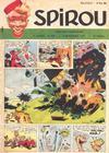 Cover for Spirou (Dupuis, 1947 series) #490