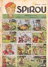 Cover for Spirou (Dupuis, 1947 series) #491