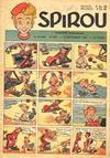 Cover for Spirou (Dupuis, 1947 series) #492
