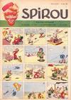 Cover for Spirou (Dupuis, 1947 series) #493