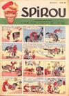 Cover for Spirou (Dupuis, 1947 series) #495