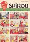 Cover for Spirou (Dupuis, 1947 series) #496