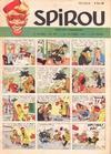 Cover for Spirou (Dupuis, 1947 series) #497