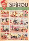 Cover for Spirou (Dupuis, 1947 series) #498