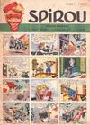 Cover for Spirou (Dupuis, 1947 series) #499