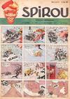 Cover for Spirou (Dupuis, 1947 series) #500