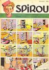 Cover for Spirou (Dupuis, 1947 series) #502