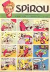 Cover for Spirou (Dupuis, 1947 series) #504