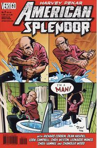 Cover Thumbnail for American Splendor (DC, 2006 series) #2