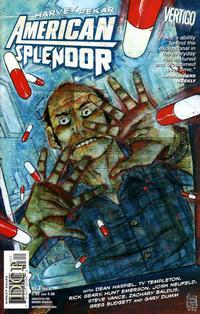 Cover Thumbnail for American Splendor (DC, 2006 series) #3