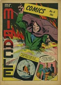 Cover Thumbnail for Mr. Miracle Comics (Holyoke, 1944 series) #4