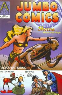 Cover Thumbnail for Jumbo Comics (A List Comics, 1999 series) #1
