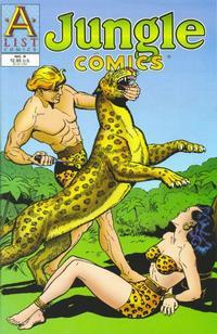 Cover Thumbnail for Jungle Comics (A List Comics, 1997 series) #2