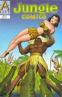 Cover Thumbnail for Jungle Comics (A List Comics, 1997 series) #3
