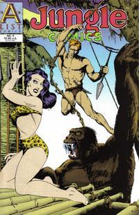 Cover Thumbnail for Jungle Comics (A List Comics, 1997 series) #4