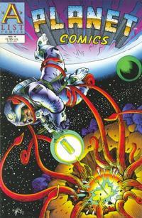 Cover Thumbnail for Planet Comics (A List Comics, 1997 series) #4