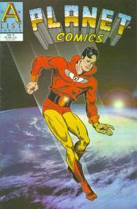 Cover Thumbnail for Planet Comics (A List Comics, 1997 series) #5