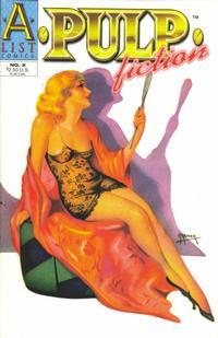 Cover Thumbnail for Pulp Fiction (A List Comics, 1997 series) #2