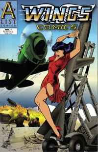 Cover Thumbnail for Wings Comics (A List Comics, 1997 series) #1