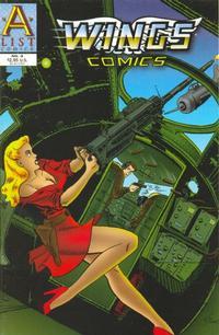 Cover Thumbnail for Wings Comics (A List Comics, 1997 series) #3