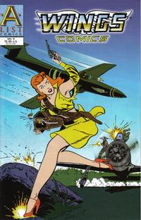 Cover Thumbnail for Wings Comics (A List Comics, 1997 series) #5