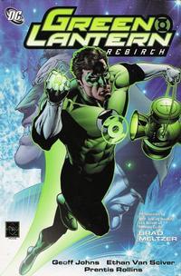 Cover Thumbnail for Green Lantern: Rebirth (DC, 2005 series)