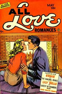 Cover Thumbnail for All Love Romances (Ace Magazines, 1949 series) #26