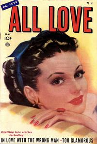 Cover Thumbnail for All Love (Ace Magazines, 1949 series) #32