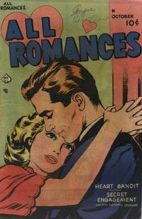 Cover Thumbnail for All Romances (Ace Magazines, 1949 series) #2