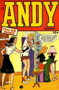Cover Thumbnail for Andy Comics (Ace Magazines, 1948 series) #20