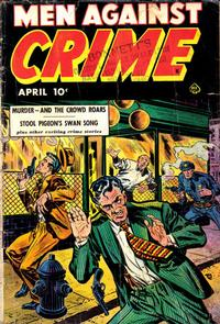 Cover Thumbnail for Men Against Crime (Ace Magazines, 1951 series) #4