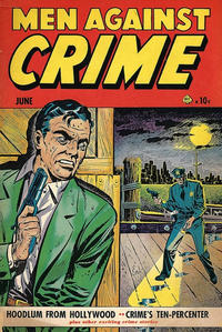 Cover Thumbnail for Men Against Crime (Ace Magazines, 1951 series) #5