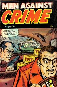 Cover Thumbnail for Men Against Crime (Ace Magazines, 1951 series) #6