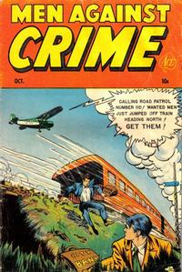 Cover Thumbnail for Men Against Crime (Ace Magazines, 1951 series) #7