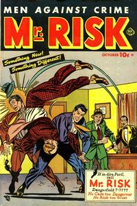 Cover Thumbnail for Mr. Risk (Ace Magazines, 1950 series) #7