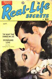 Cover Thumbnail for Real Life Secrets (Ace Magazines, 1949 series) #1