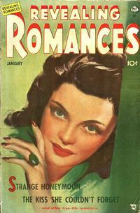 Cover Thumbnail for Revealing Romances (Ace Magazines, 1949 series) #3