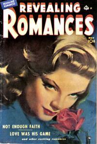 Cover Thumbnail for Revealing Romances (Ace Magazines, 1949 series) #5