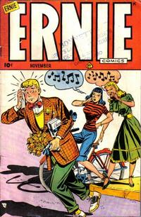 Cover Thumbnail for Ernie Comics (Ace Magazines, 1948 series) #[23]