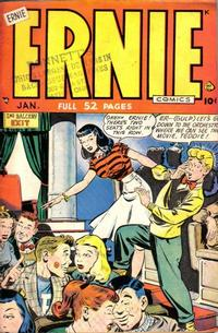 Cover Thumbnail for Ernie Comics (Ace Magazines, 1948 series) #24