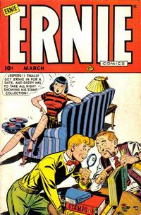 Cover Thumbnail for Ernie Comics (Ace Magazines, 1948 series) #25