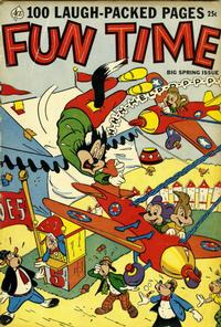 Cover Thumbnail for Fun Time (Ace Magazines, 1953 series) #[1]