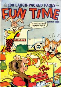 Cover Thumbnail for Fun Time (Ace Magazines, 1953 series) #[2]