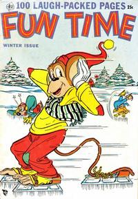 Cover Thumbnail for Fun Time (Ace Magazines, 1953 series) #4