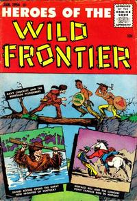 Cover Thumbnail for Heroes of the Wild Frontier (Ace Magazines, 1956 series) #27