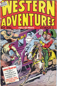 Cover Thumbnail for Western Adventures (Ace Magazines, 1948 series) #[2]