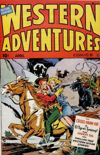 Cover Thumbnail for Western Adventures (Ace Magazines, 1948 series) #4