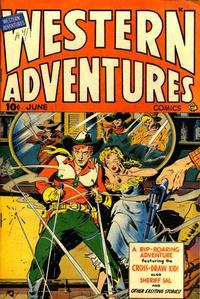 Cover Thumbnail for Western Adventures (Ace Magazines, 1948 series) #5