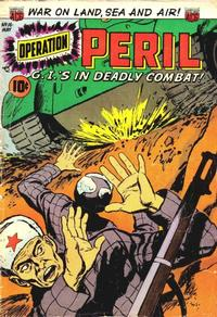Cover Thumbnail for Operation: Peril (American Comics Group, 1950 series) #16