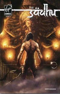 Cover Thumbnail for The Sadhu (Virgin, 2006 series) #3